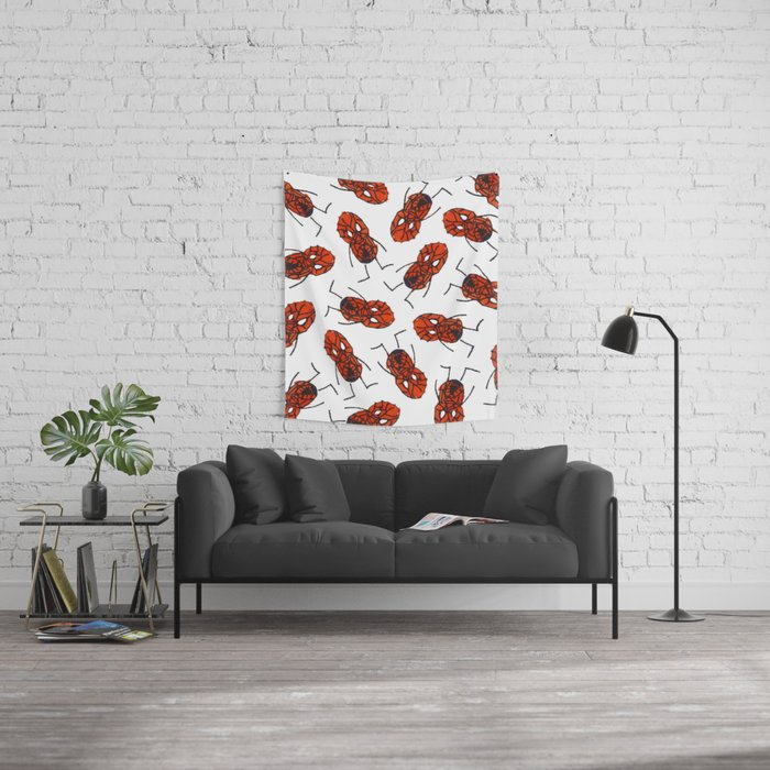 Superhero 3 Wall Tapestry