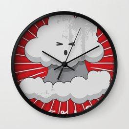 Da-Bomb Wall Clock
