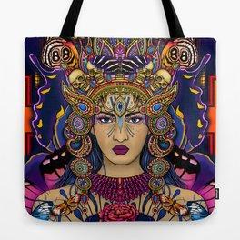 Kali Goddess Tote Bag