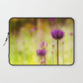 Onion Field Laptop Sleeve