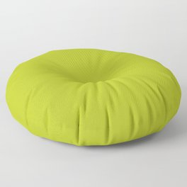 Acid Green Floor Pillow