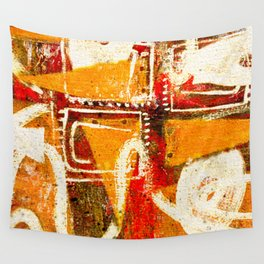 Empty Nest Syndrome Wall Tapestry