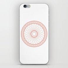Anime Magic Circle 13 iPhone & iPod Skin