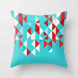 Fractal Goodness Throw Pillow