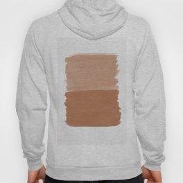 Brown Sugar Abstract Minimalism #1 #minimal #ink #decor #art #society6 Hoody