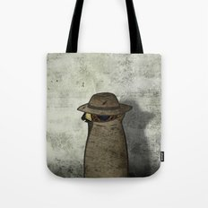 Ójoro Holmes Tote Bag