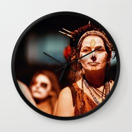 Tucson All Souls Processon Wall Clock