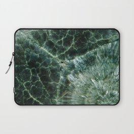 Abstract mineral texture Laptop Sleeve