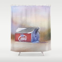 WildCat Country Shower Curtain