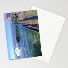 Southside Bowl Huntington Beach Pier Stationery Cards
