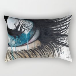Desolation Rectangular Pillow