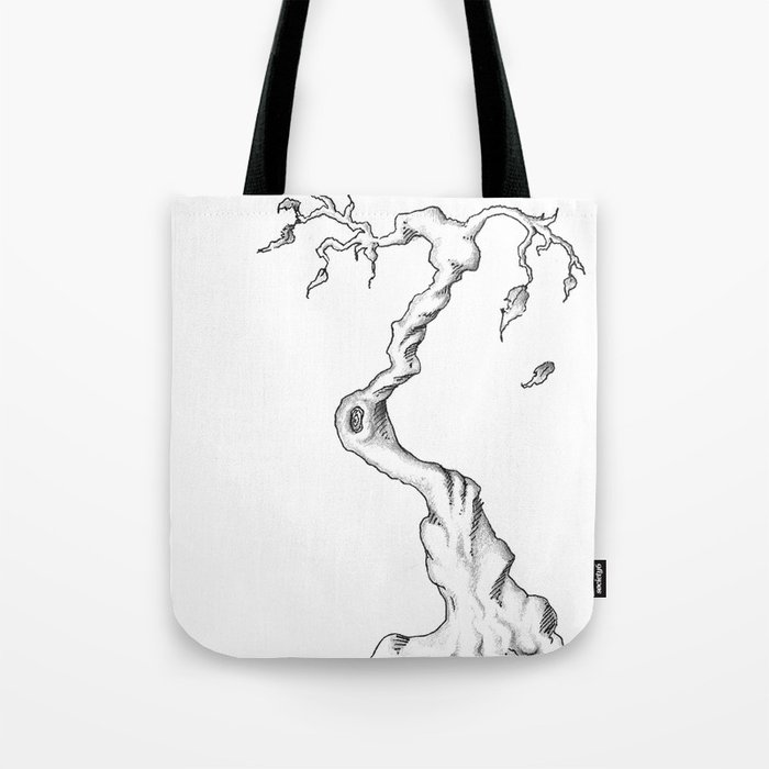 Floating Tree #1 Tote Bag