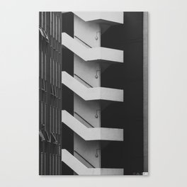 Emergency Escape Canvas Print