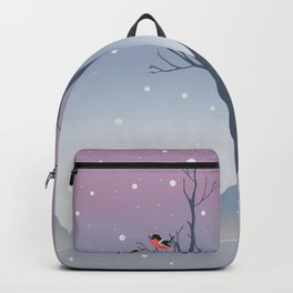 Tree with Birds Backpack