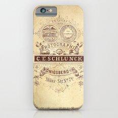 Vintage photo card 2 iPhone 6s Slim Case
