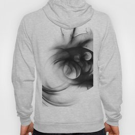 abstract fractals 1x1 reacbwi Hoody