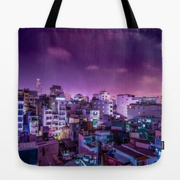 Oh Chi Minh City Tote Bag
