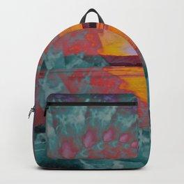 WAVE OVER SUNSET Backpack