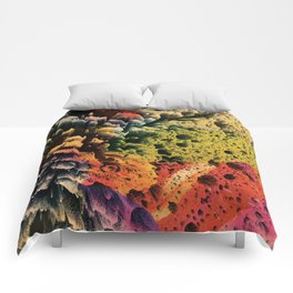 AQUART / PATTERN SERIES 007 Comforters