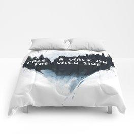 Walk on the wild side Comforters