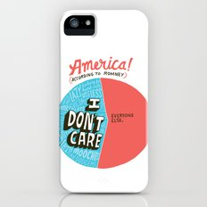 The 47% of America Romney Doesn't Care About Slim Case iPhone (5, 5s)