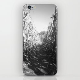 Rows iPhone Skin
