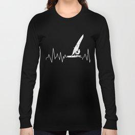 Windsurfer Windsurfing Long Sleeve T-shirt