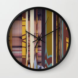 Hill Hill Winston Wall Clock