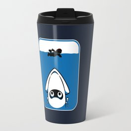 The Great White Blooper Travel Mug