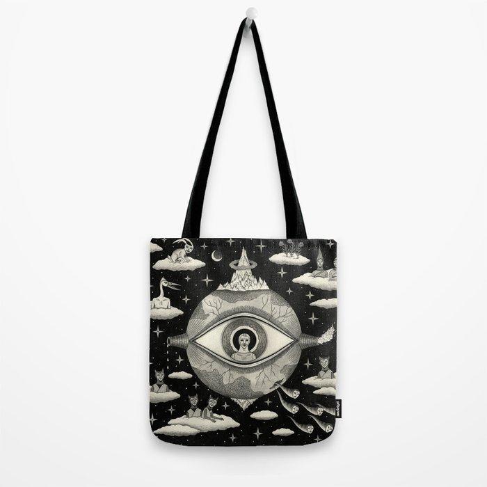 Some Sort of Mystical Explanation Tote Bag