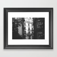 Paris Nº 11 Framed Art Print