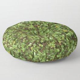 green Floor Pillow