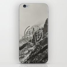 Logo Mount iPhone & iPod Skin
