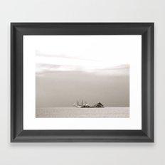 Magical Sight Framed Art Print