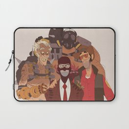 what spy hates the most Laptop Sleeve