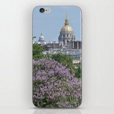 Domes de Paris iPhone & iPod Skin
