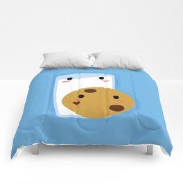 Milk and Cookie Comforters