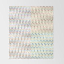 Package Pattern Throw Blanket