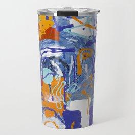 Shamanic Painting 01 Travel Mug