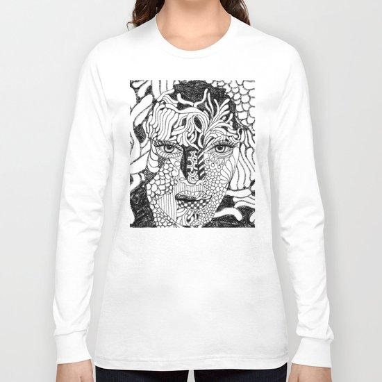 Her Beauty Long Sleeve T-shirt