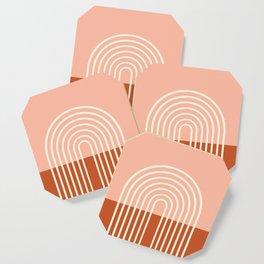 Terracota Pastel Coaster
