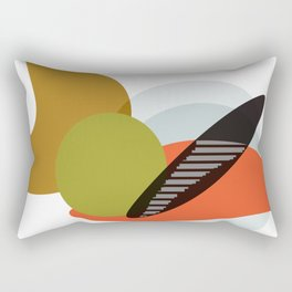 Abstract 2018 015 Rectangular Pillow