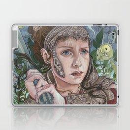 Dragon Warrior Laptop & iPad Skin