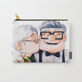 Carl and Ellie Carry-All Pouch