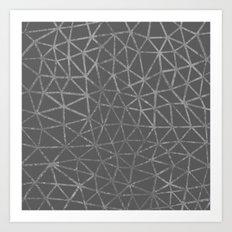 Seg Marble Art Print
