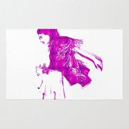 Fly: Coco Rocha Rug