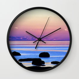 Remembering the Sunset Wall Clock