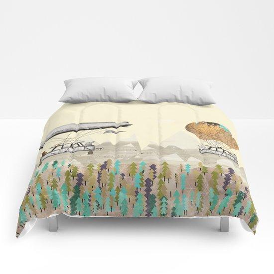 adventure days 3 Comforters