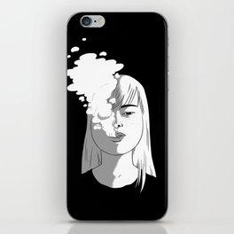 ssssmokin' iPhone Skin