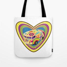 Love Van Tote Bag